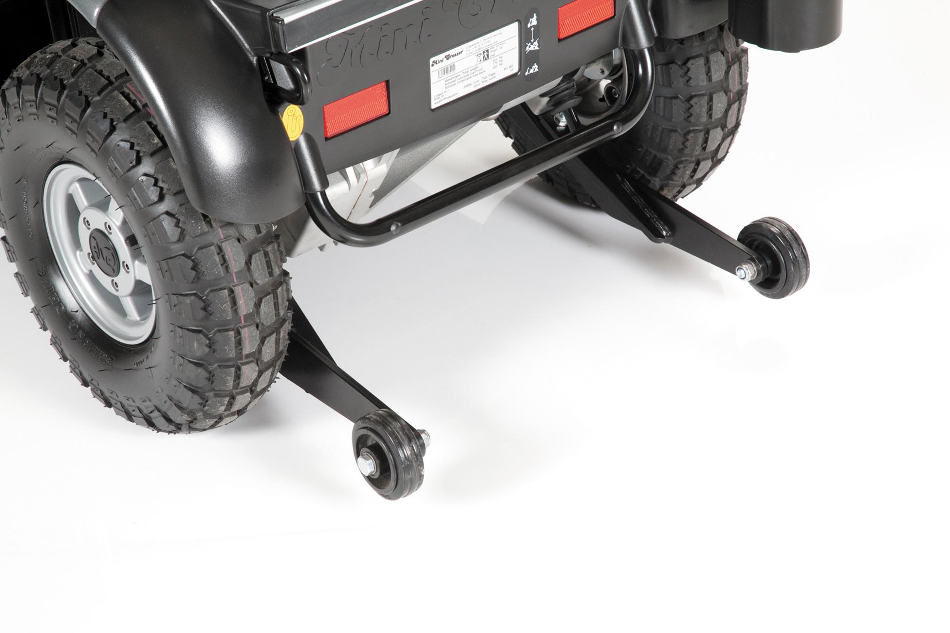 Mini Crosser MaxX due motori