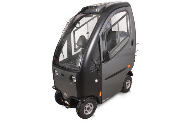 Scooter elettrico Mini Crosser cabinato