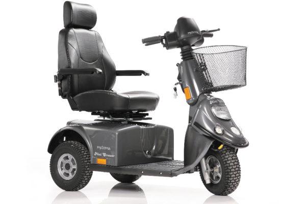 Scooter elettrico Mini Crosser 3 ruote