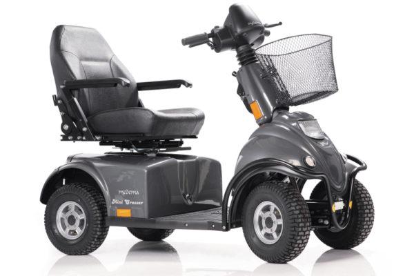 Mini Crosser a 4 ruote