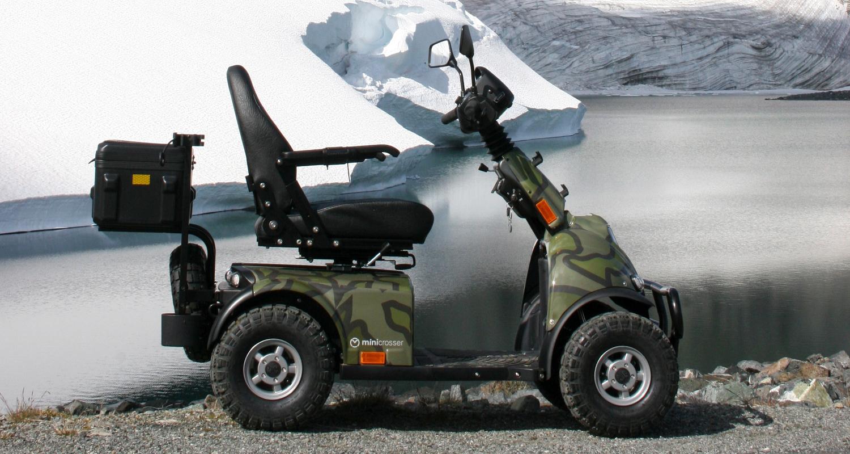 Scooter elettrici anziani e disabili