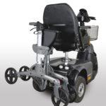 Porta deambulatore scooter